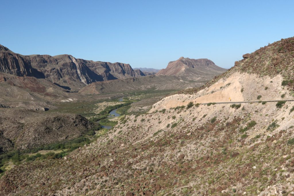 vista in west texas near madera canyon, home to one of the best hikes in texas