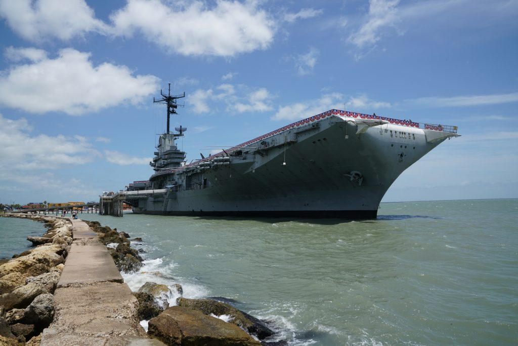 USS Lexington in Corpus Christi TX belongs on any list of what to do in Texas
