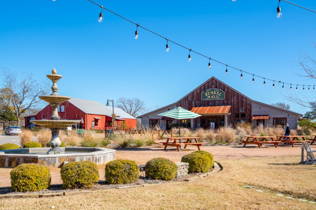 henkel square market in round top texas, one of the cute towns in texas