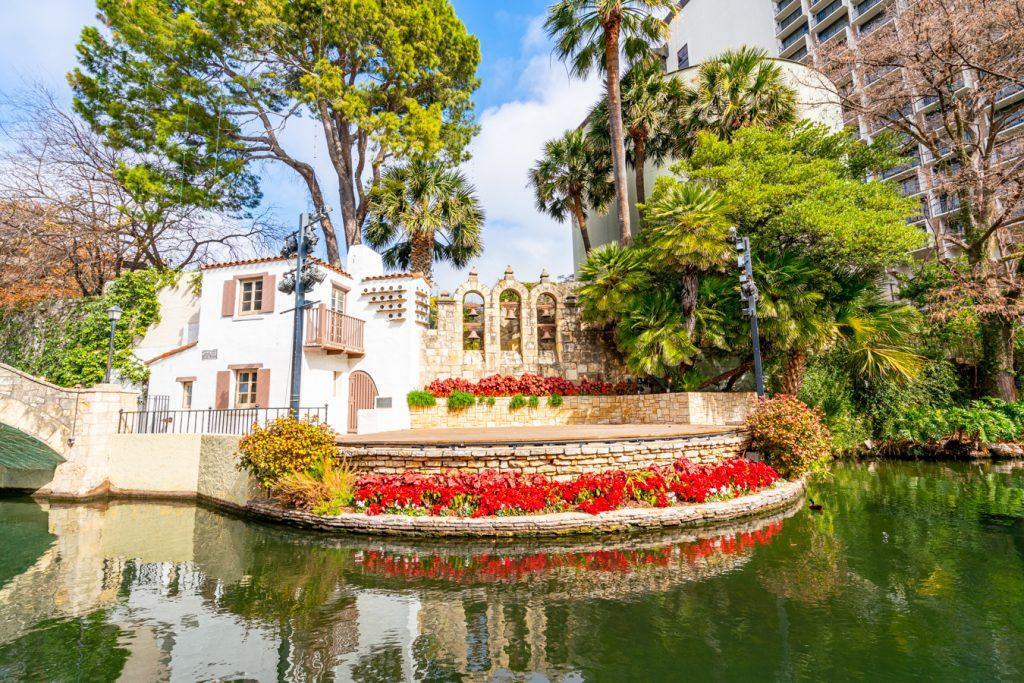 la villita san antonio riverwalk, one of the best cities to visit in texas
