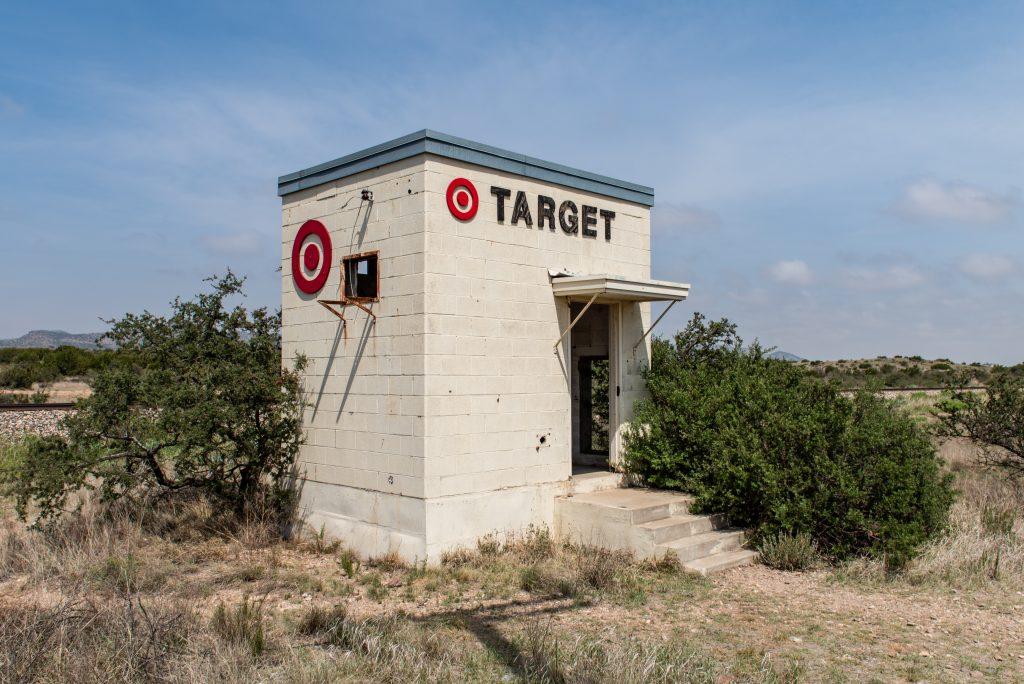 mini target in marathon texas, was demolished in december 2020