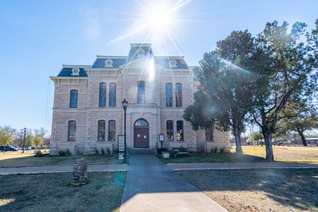 old blanco county courthouse, belongs on any list of what to do in blanco tx