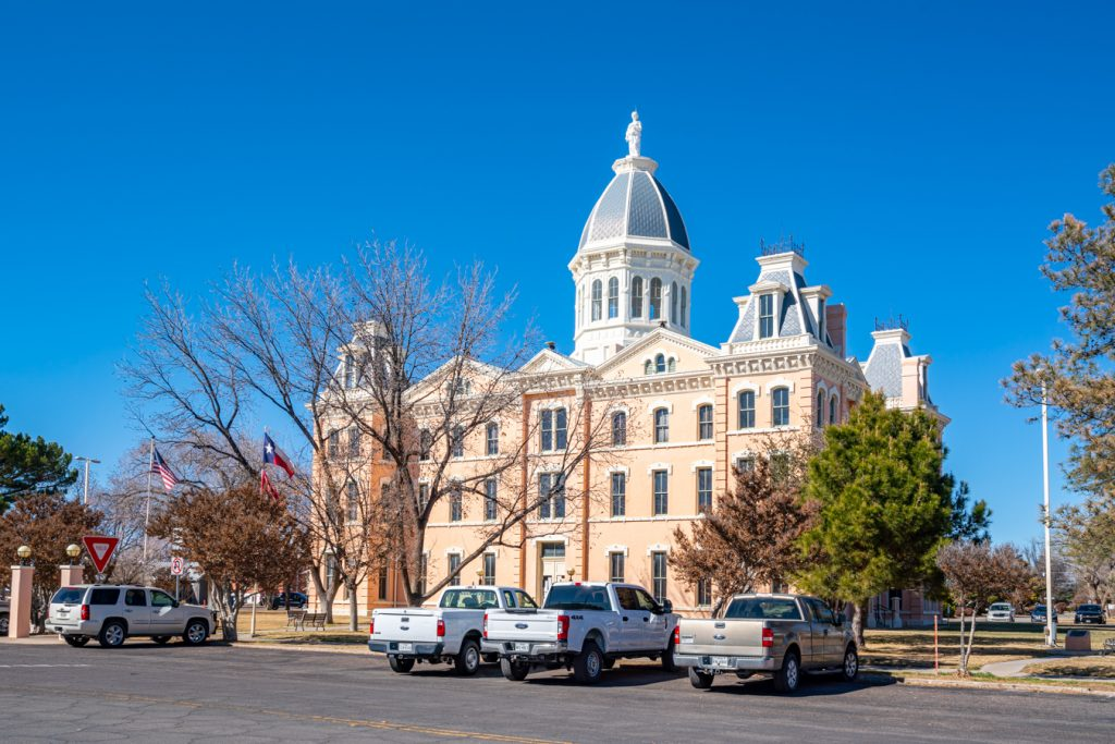 marfa texas courthouse