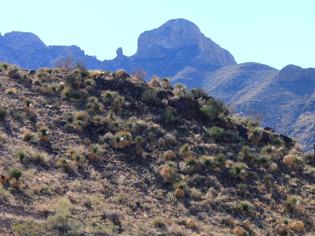 mammoth rock, one of the most popular hiking trails in el paso texas